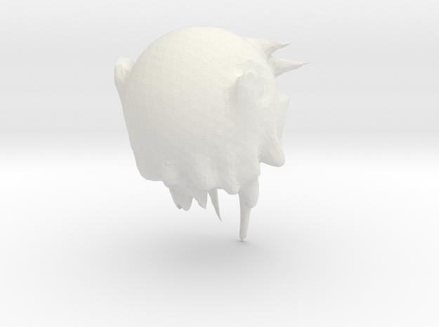 1001 in White Natural Versatile Plastic