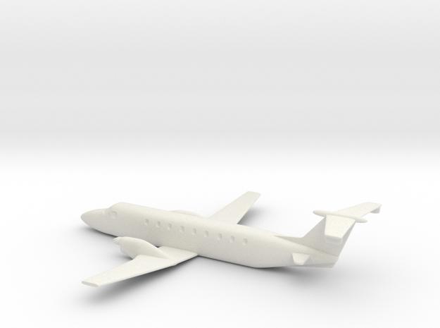 Beechcraft 1900 10cm length 3d printed
