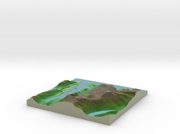 Terrafab generated model Wed Oct 09 2013 15:57:38 3d printed