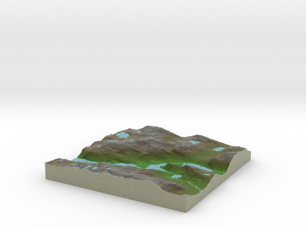 Terrafab generated model Thu Oct 10 2013 10:44:35 3d printed