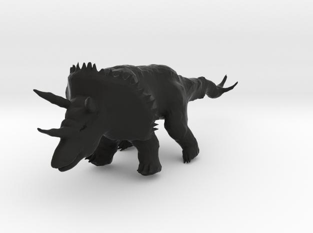 triceratops_07 3d printed