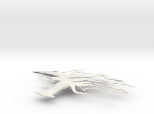 Logo in White Strong & Flexible