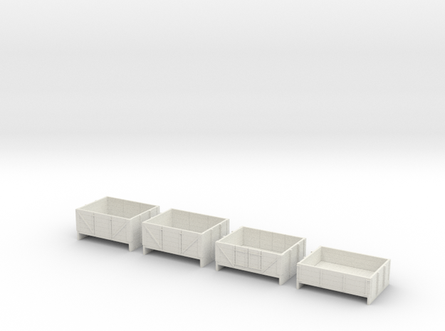 55n2 opens  in White Natural Versatile Plastic