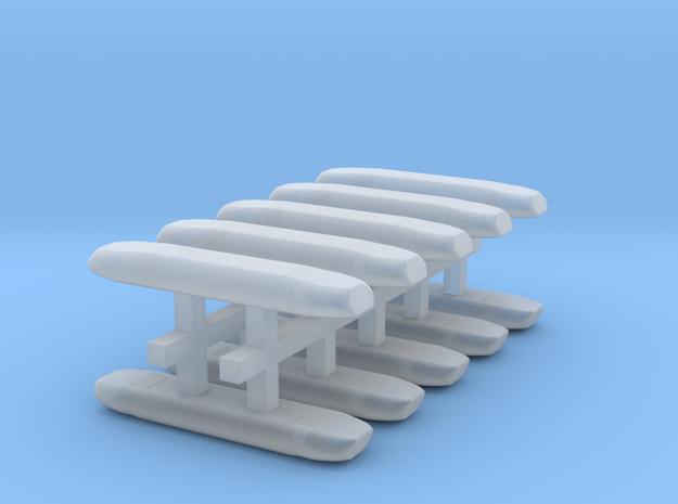 DBS 4000 10x14mm - Ecke und Balken aus einem Stück 3d printed