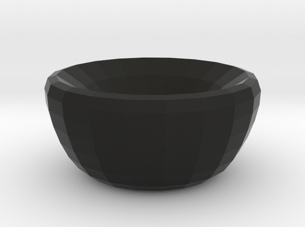 crystal dreams bowl 3d printed