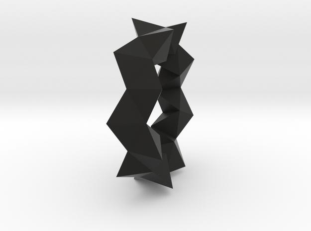 TetrahedralSnake 3d printed