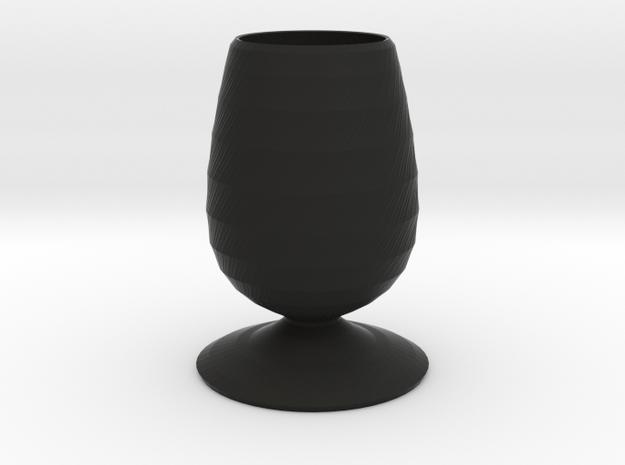 greedy smurf vase  3d printed