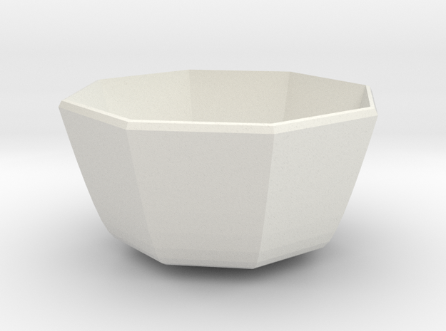 medium bowl 3d printed