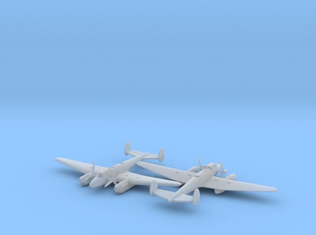 1/200 Petlyakov Pe-2 3d printed