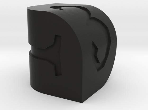 D3 Berylium 3d printed
