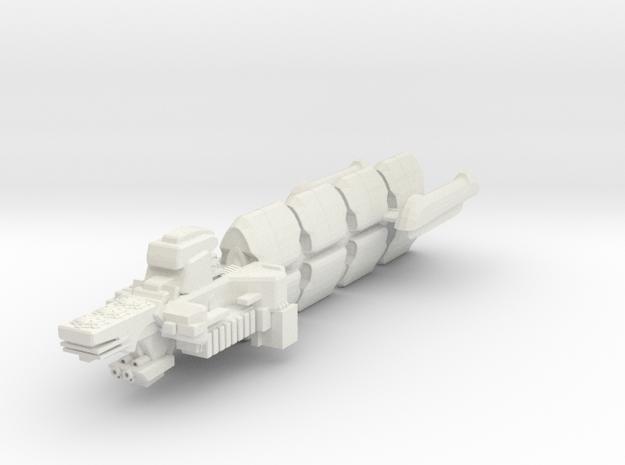 Crdog Class Frigate 3d printed