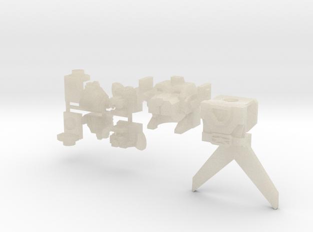 Big Robocat Upgrade Set 3d printed