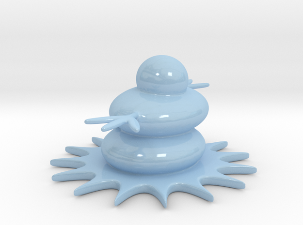 frosty the Snowman improved without colour 3d printed