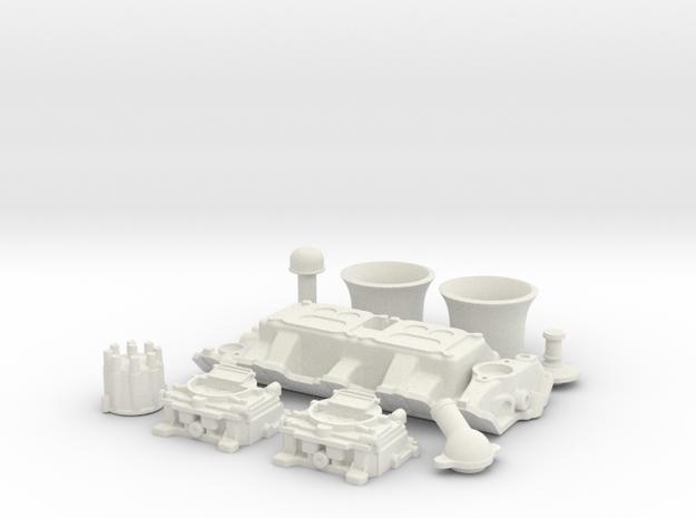 1 8 409 Dual Quad Kit 3d printed