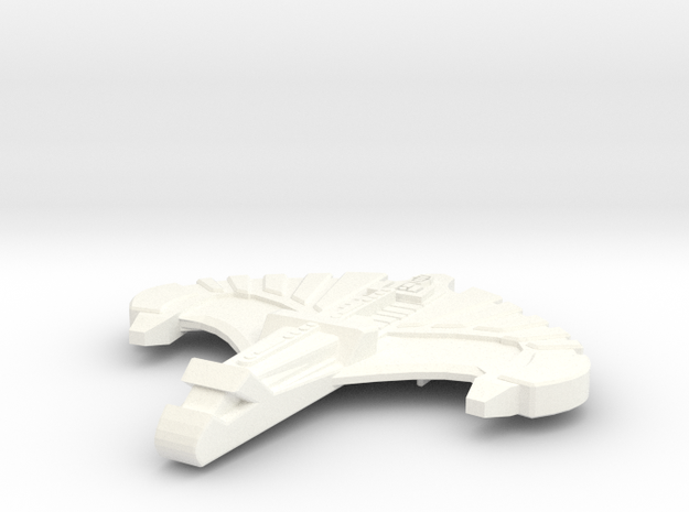 Scourge Class Fighter 3d printed