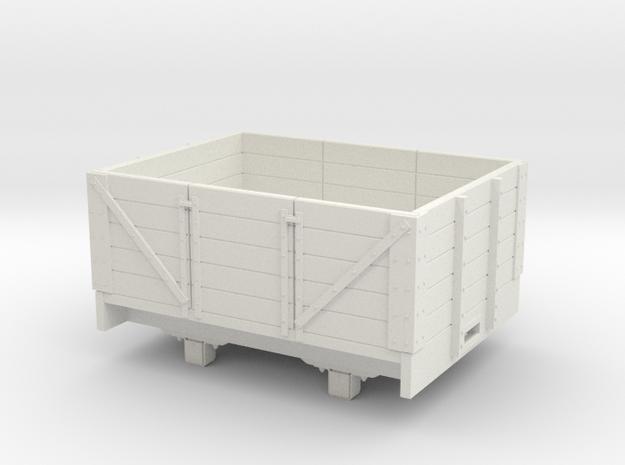 1:32/1:35 5 plank coal wagon 3d printed