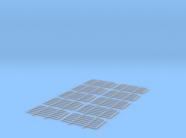 Gitter für LKW 15mm hoch in Smooth Fine Detail Plastic