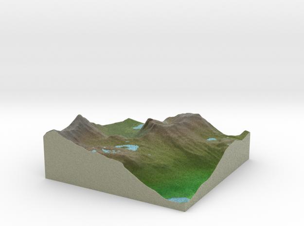 Terrafab generated model Thu Oct 24 2013 05:31:48 3d printed