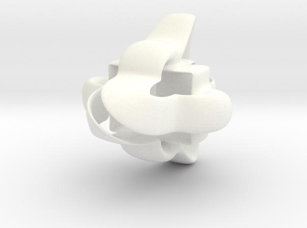 Organix Two 3d printed