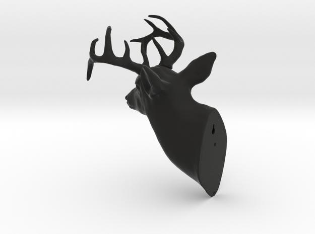 Trophy Head 3d printed