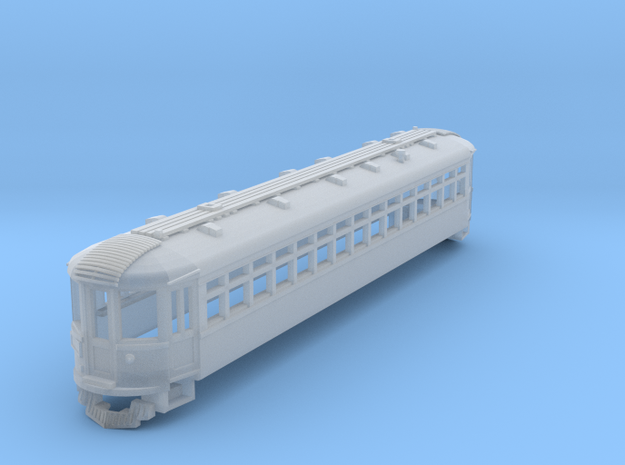 CNSM 700 - 711 series coach in Smooth Fine Detail Plastic