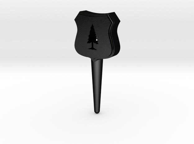 USFS Cribbage Peg 3d printed