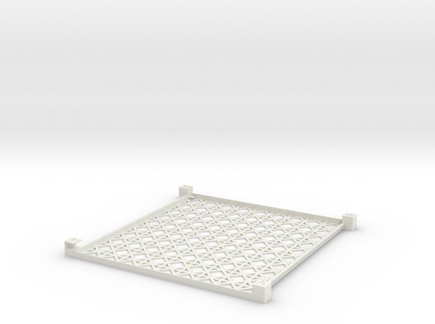 Ptarmigan Puzzle (Base) 3d printed