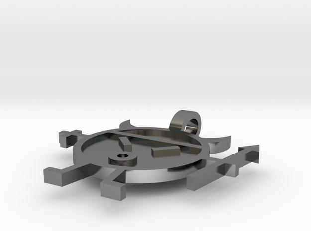 Ozok Pendant 3d printed