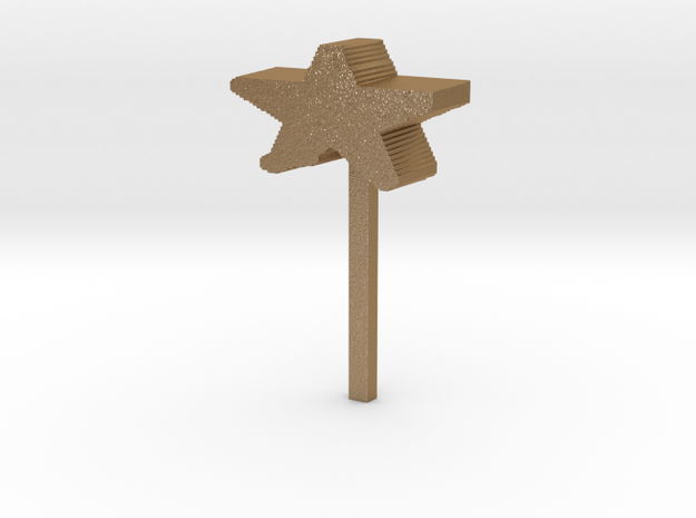 mini tree topper 3d printed