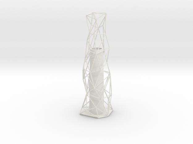 Flower_vase_02 3d printed