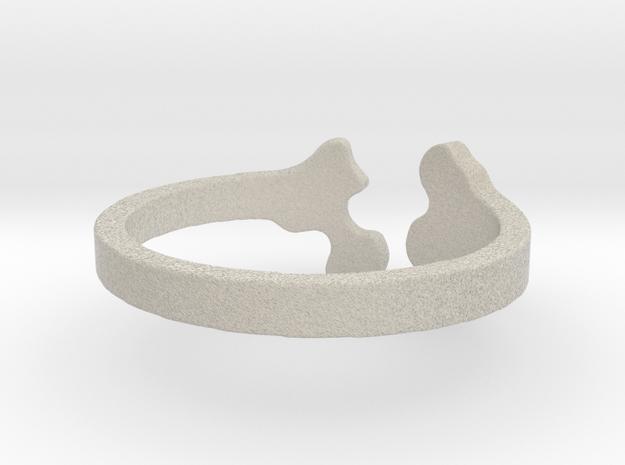 Ring bone 3d printed
