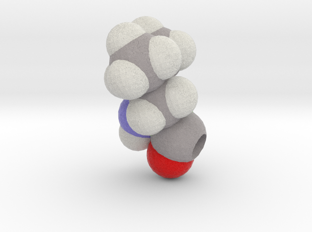 l is Leucine 3d printed