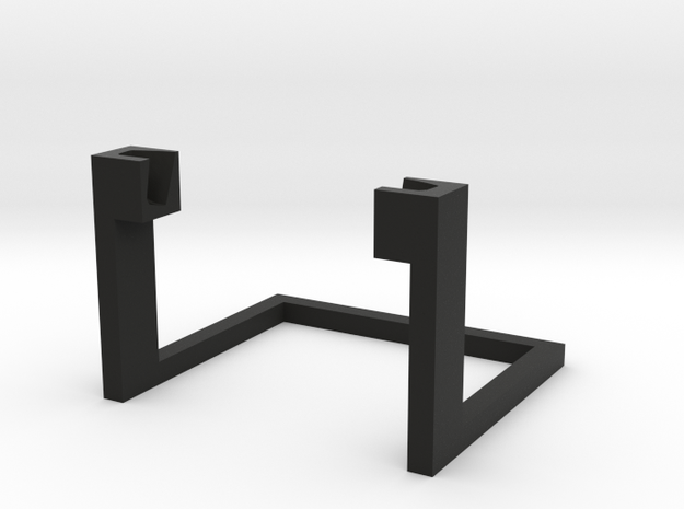 Desk Stand for HTC One 3d printed