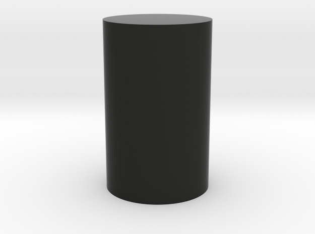 Solid Cylinder 3d printed