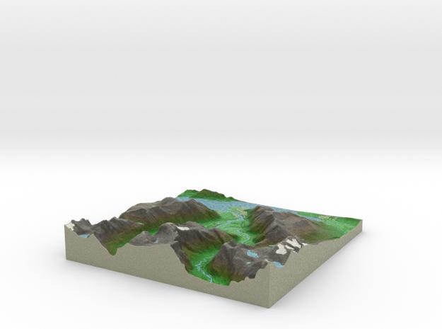 Terrafab generated model Thu Nov 07 2013 10:24:12 3d printed