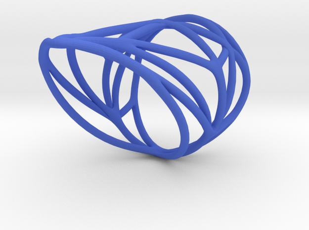 Diamond Ring (sz 9) 3d printed