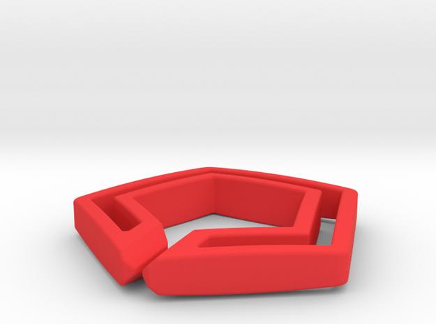 penta chain 3d printed