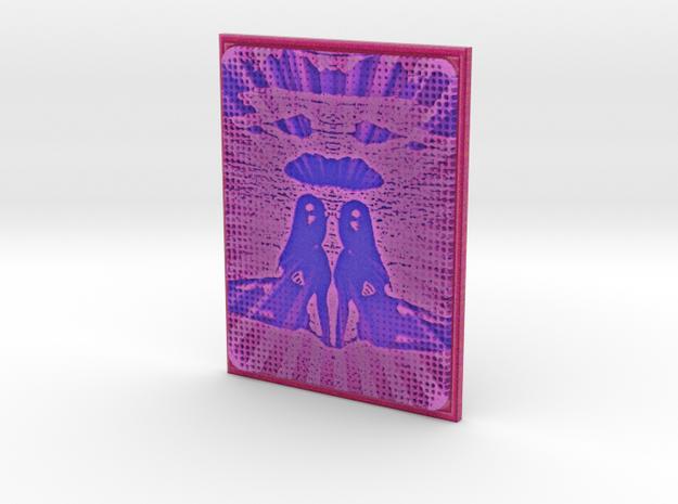 Beachgurl 3d printed
