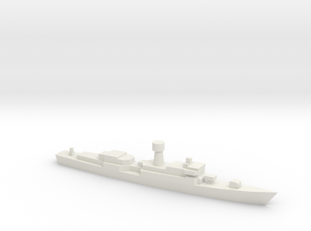 [USN] Knox Class 1:3000  in White Natural Versatile Plastic