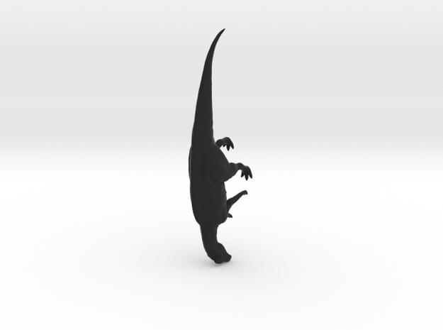 DInosaur Parasaurolophus Baby Joe walking 3d printed