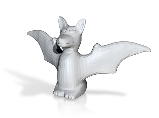 Bat Pencil Topper 3d printed