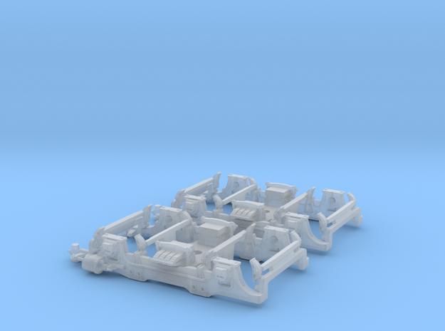 HO T101 CP1b bb 3d printed
