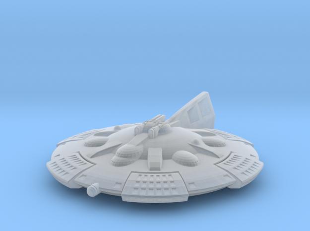 Martian Zhukov class Light Cruiser 3d printed
