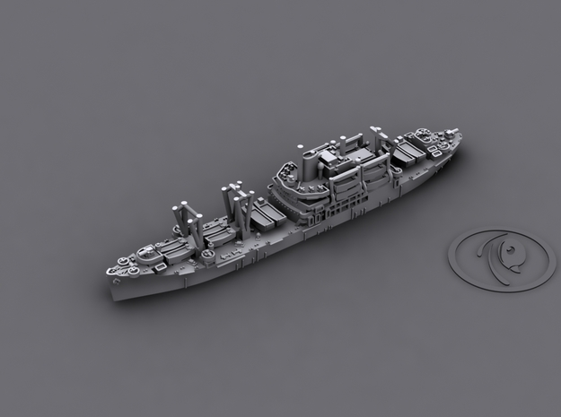 1/1800 US APA Bayfield 3d printed