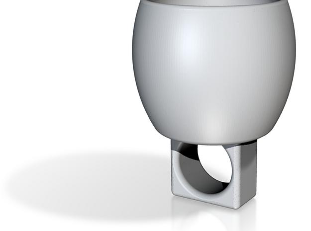 Sake Finger Cup #1 3d printed