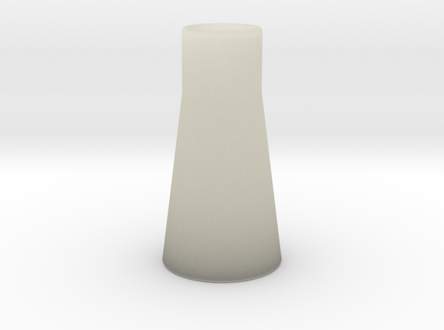 Sausage Nozzle for piping bag. 3d printed