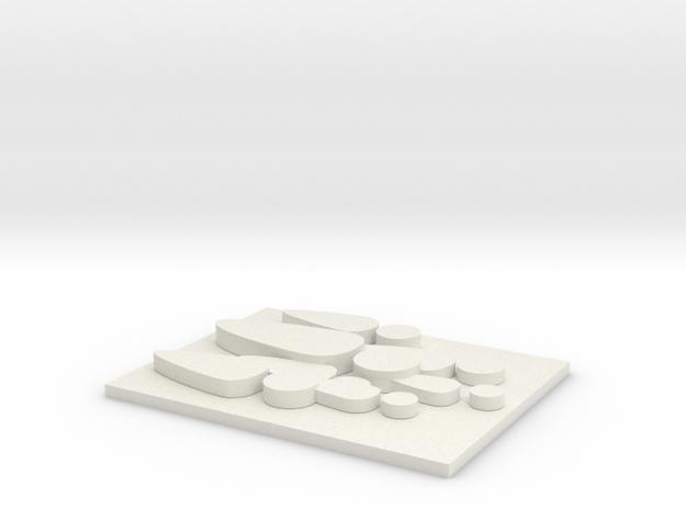 6s7n6fof1kffgudaksnngff343 46410711.stl in White Natural Versatile Plastic