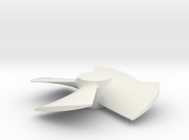73x50 4B RH Kaplan Scaled 2 in White Strong & Flexible