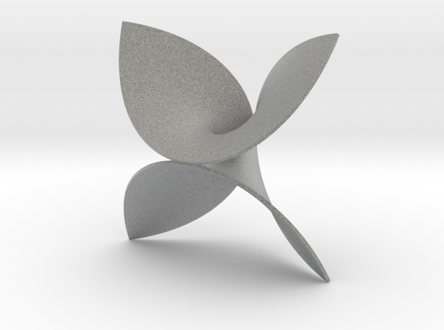 Enneper surface 3d printed