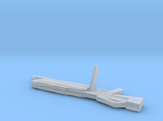 AMS-119 Heavy Beam Machine Gun 1/144 3d printed